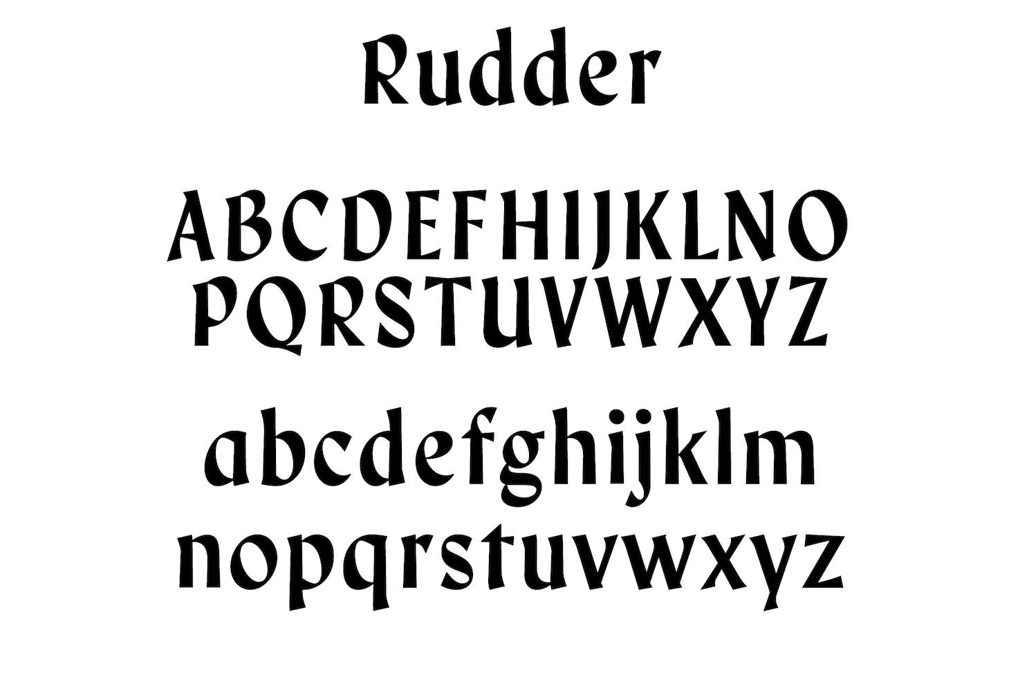 RUDDER_Typographie_04